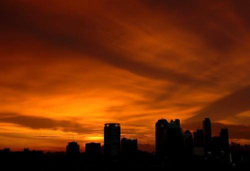 Senja di Jakarta (2)
