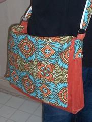 my new messenger bag