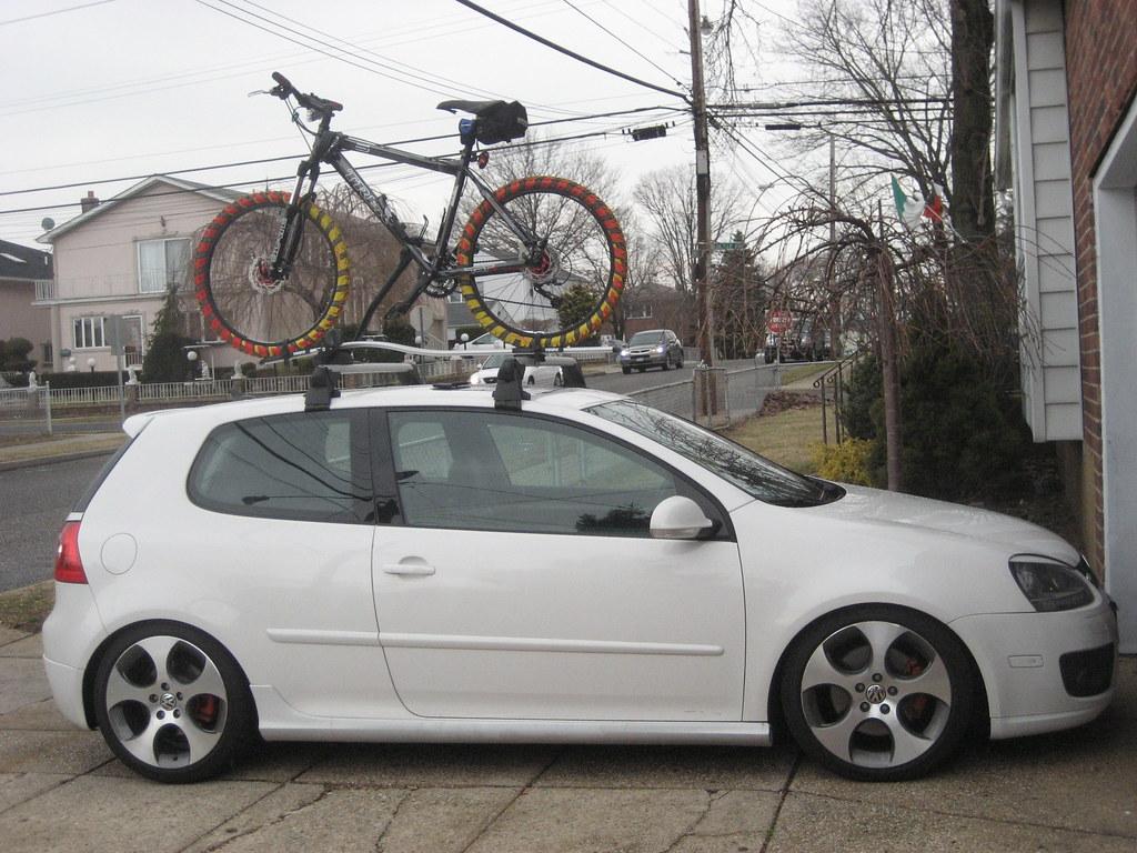 sixty img bike slammed rack vw