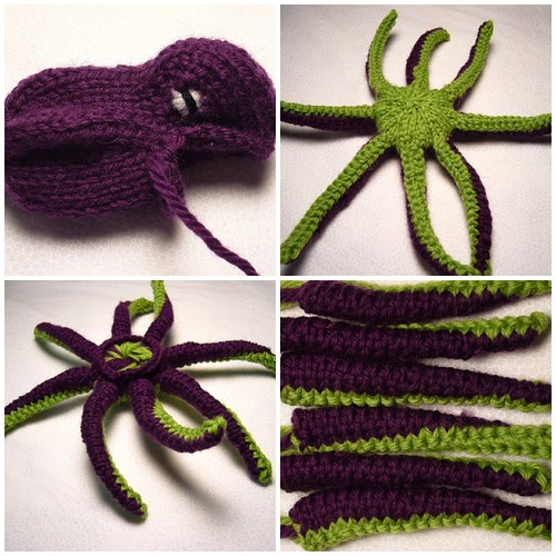 Octopus in Progress