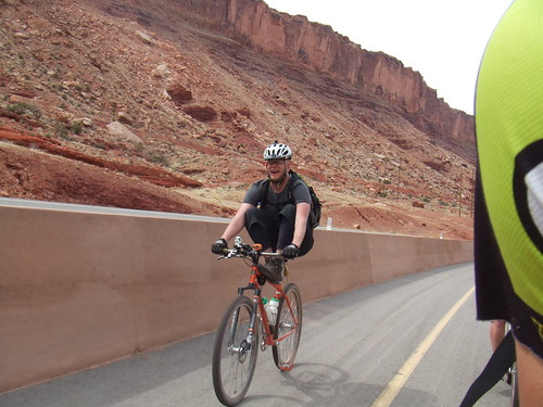Moab Rim Ride: Course Pre-Ride