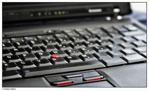 lenovo notebook, lenovo thinkpad, thinkpad w700ds, dual screen, Lenovo ThinkPad W700ds: A closer look at its dual screen setup