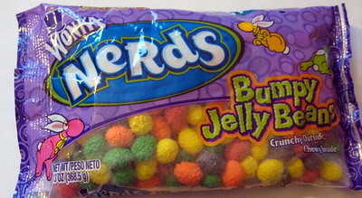 Nerds Bumpy Jelly Beans - Giant Chewy Nerds