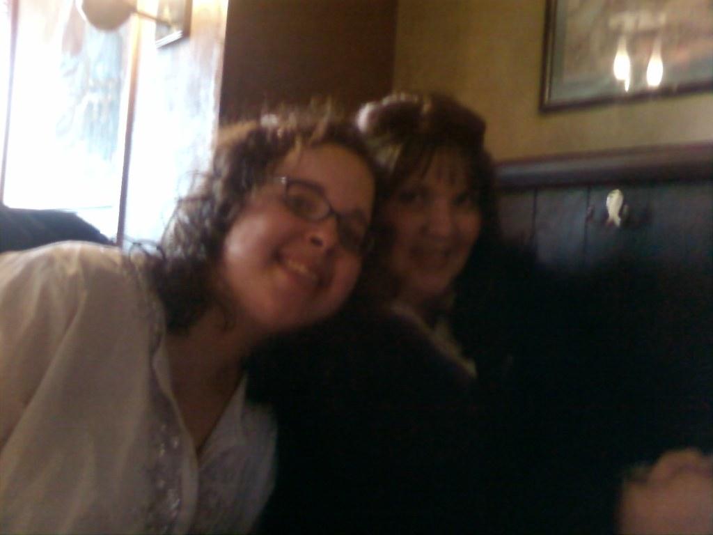 Gina and Kat