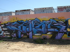 Saber MSK AWR SeventhLetter LosAngeles Graffiti Yard Art (anarchosyn) Tags: art yard graffiti losangeles saber awr msk seventhletter
