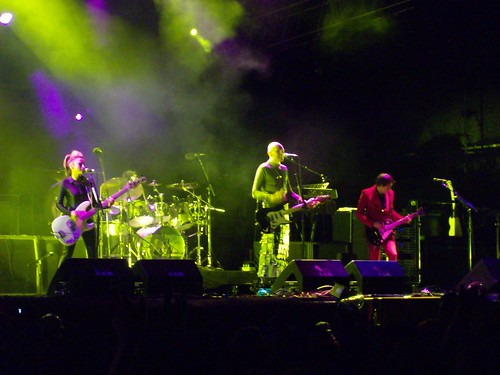 Festival Imperial Costa Rica 2008 - Smashing Pumpkins