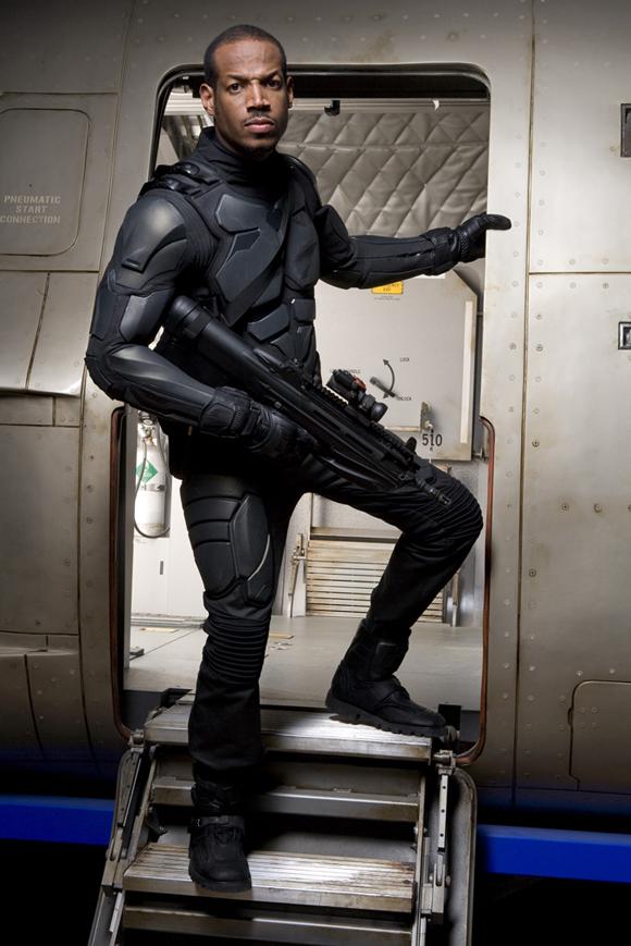 G.I. Joe Marlon Wayans