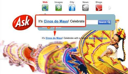 Ask.com Cinco De Mayo