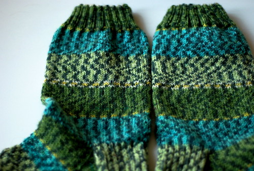 sock cuff