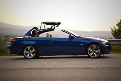 BMW 335i Convertible (Zane Merva - AutoInsane.com) Tags: car automobile review convertible professional bmw vehicle turbocharged roadtest 335i interesting7 zanemerva autoinsane
