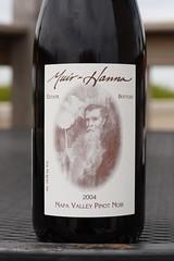 Muir-Hanna 2004 Pinot Noir