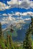 Banff Gondola (T Ξ Ξ J Ξ) Tags: banff nikkor banffnationalpark banffgondola supershot 18200vr d80 golddragon mywinners teeje impressedbeauty theunforgettablepictures