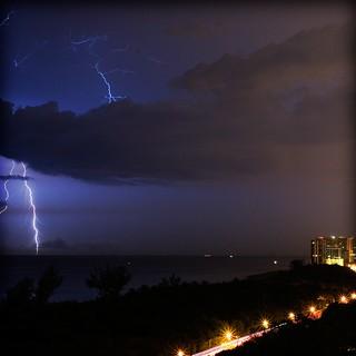 Maybe lightning does strike twice