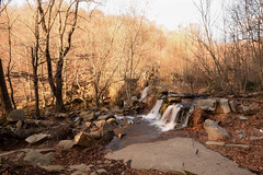 Santa Fe Waterfall (Hachimaki123) Tags: montseny santafedelmontseny parcnaturaldelmontseny santafe agua water cascada waterfall paisaje landscape