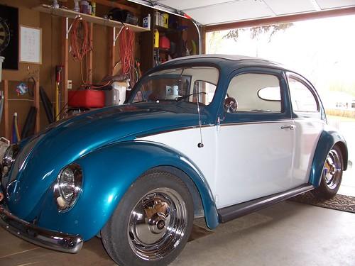 Custom 1962 VW Beetle