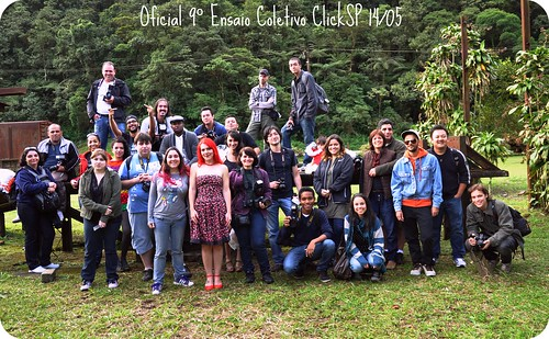 Oficial 9º Ensaio Coletivo ClickSP 14/05 by @xusauro