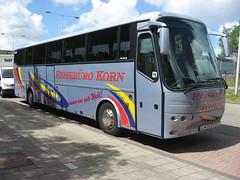 Korn bus vdMadeweg (Arthur-A) Tags: bus netherlands buses amsterdam nederland dusseldorf autobus korn daf bova bussen