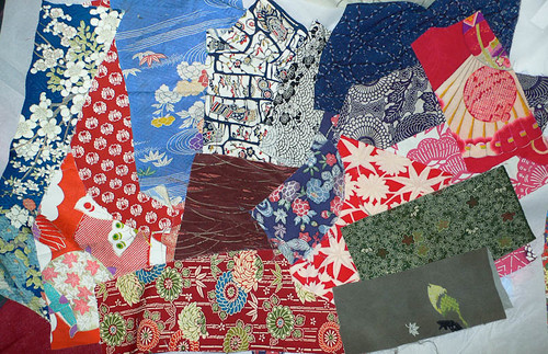 Kimono remnants