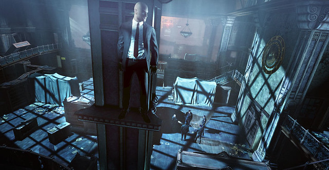 Hitman: Absolution - Sneaky sneaky
