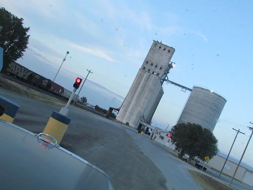 Shattuck, Okla., grain elevator