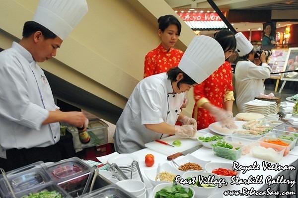 Royale Vietnam - Feast, Starhill Gallery-01