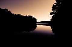 Lake Venerable II (mrcrontab) Tags: morning trees light orange lake reflection sunrise landscape glow pentax wide wideangle limited stonemountain 15mm k7 da15 da15limited da15mm pentaxk7 smcpentaxda15mmf4edallimited da15mmlimited smcpda15mmf4edal lakevenerable notshotwithmamiya645seriesremovedfrompool