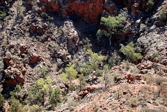 creek and waterfall below the eastern flank or mount gee - link to my Arkaroola Sanctuary - would U mine it? set on flickr