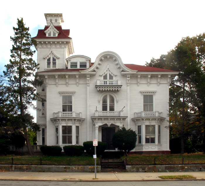 Rhode Island Is Famous For Me.: The Prentice Mansion