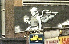 BanksyHackney