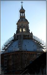 restyling (manuz73) Tags: nikon novembre impalcatura cupola duomo autunno arco italians croce pavia d40
