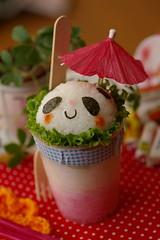 A panda sundae :D (luckysundae) Tags: