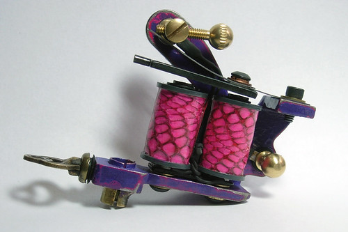 Engraved tattoo gun, Engraved tattoo machine,Engraved tattoo coils wholesale
