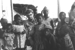 Me and the kids next door, Kabala, Sierra Leone (West Africa) (gbaku) Tags: pictures africa girls west history archaeology girl children town photo 60s village child photos native african picture villages sierra historic photographs sierraleone photograph westafrica tropical afrika historical 1960s anthropologie towns leone sixties anthropology africain afrique ethnography ethnology africaine westafrican warawara ethnologie limba classicblackwhite afrikas