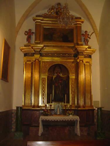 Retablo de San Fausto
