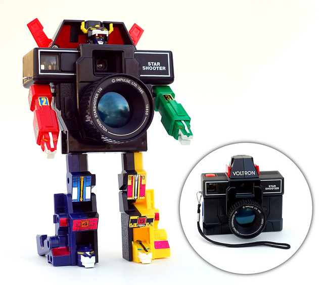 Voltron Star Shooter