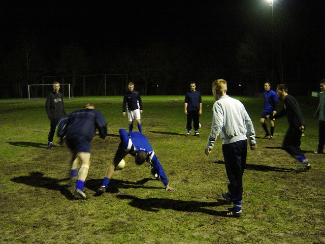 VVS in training   laatste wedstrijd voor winterstop 001