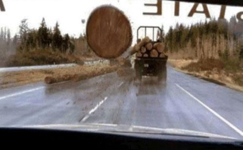 Log Coming