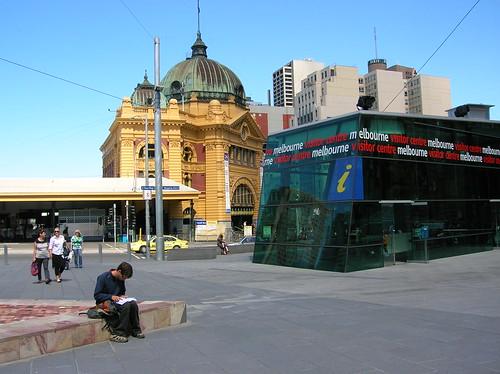 Federatios Square