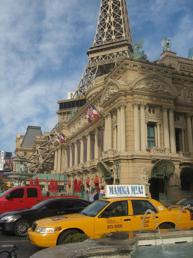 Las Vegas #24 Paris