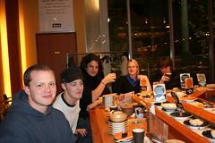 IMG_4169.JPG (drapelyk) Tags: friends me japan sushi seta conveyorbeltsushi