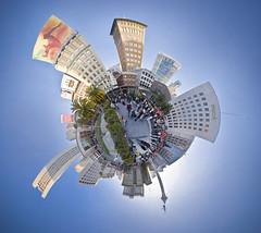 planet union square, san francisco