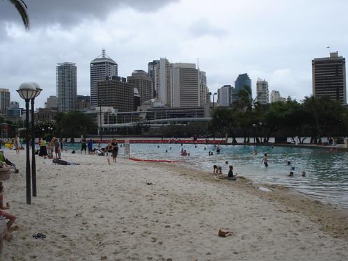 playa en brisbane