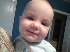 Happy Baby (Brookswilson) Tags: makena