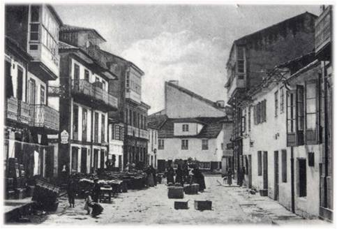 Rúa da Baldosa