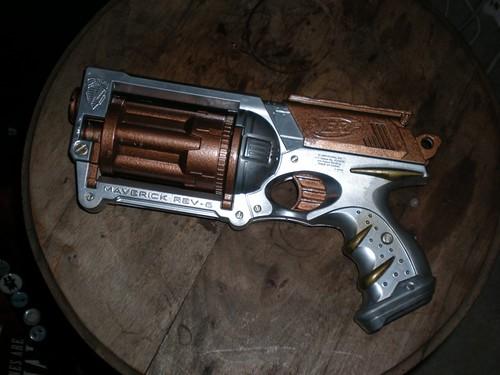 Стим-револьверы (коллекция) (Фото 8)