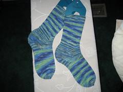 Bartholomew Socks #1