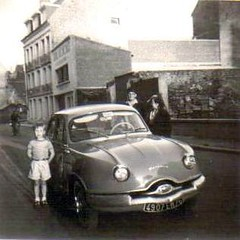 ME IN DIEPPE FRANCE circa 1956 (Bovine Spongiform Encephalopathy) Tags: france ray 1956 dieppe wilkes panhard ruedecosse dieppefrance