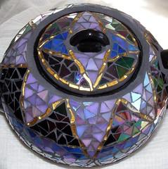 Teapot (stiglice - Judit) Tags: mosaic mosaique mozaiek mozaik