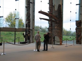 Museum of Anthropology - University of British Columbia, Vancouver