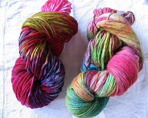 skeins rainbow
